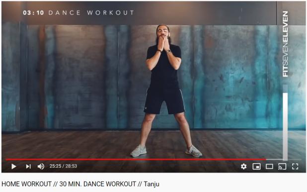 danceworkout